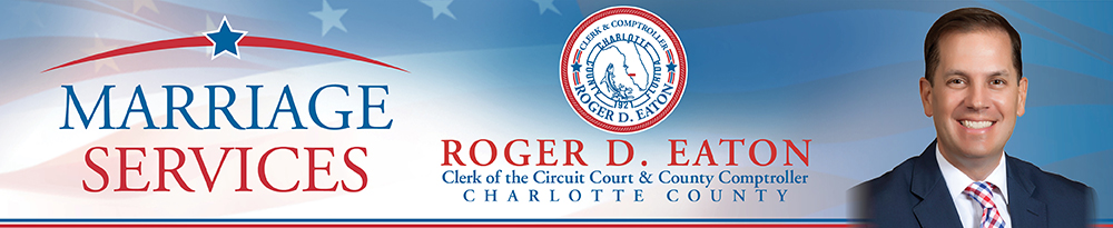 Roger D. Eaton, Clerk of the Circuit Court and County Comptroller Banner